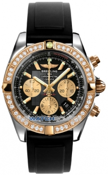 Breitling Chronomat 44 Mens watch, model number - CB011053/b968-1pro2d, discount price of £10,960.00 from The Watch Source