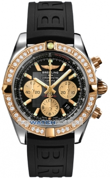 Breitling Chronomat 44 Mens watch, model number - CB011053/b968-1pro3d, discount price of £10,980.00 from The Watch Source