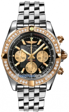 Breitling Chronomat 44 Mens watch, model number - CB011053/b968-ss, discount price of £11,600.00 from The Watch Source