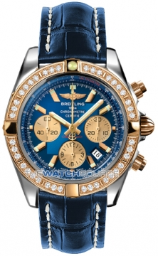 Breitling Chronomat 44 Mens watch, model number - CB011053/c790-3ct, discount price of £11,070.00 from The Watch Source