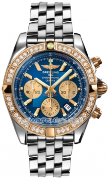 Breitling Chronomat 44 Mens watch, model number - CB011053/c790-ss, discount price of £11,600.00 from The Watch Source