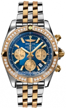 Breitling Chronomat 44 Mens watch, model number - CB011053/c790-tt, discount price of £12,800.00 from The Watch Source