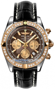 Breitling Chronomat 44 Mens watch, model number - CB011053/q576-1ct, discount price of £11,070.00 from The Watch Source