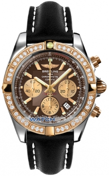 Breitling Chronomat 44 Mens watch, model number - CB011053/q576-1lt, discount price of £10,810.00 from The Watch Source