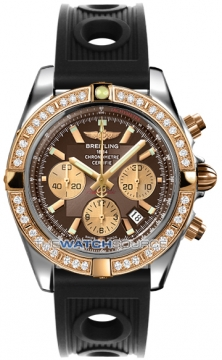 Breitling Chronomat 44 Mens watch, model number - CB011053/q576-1or, discount price of £10,980.00 from The Watch Source