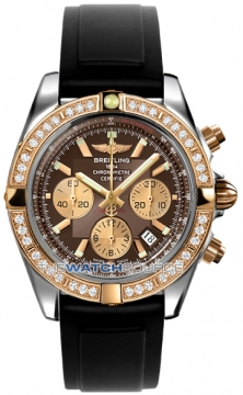 Breitling Chronomat 44 Mens watch, model number - CB011053/q576-1pro2t, discount price of £10,770.00 from The Watch Source