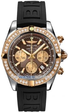 Breitling Chronomat 44 Mens watch, model number - CB011053/q576-1pro3d, discount price of £10,980.00 from The Watch Source