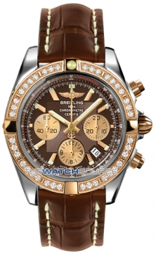 Breitling Chronomat 44 Mens watch, model number - CB011053/q576-2cd, discount price of £11,200.00 from The Watch Source