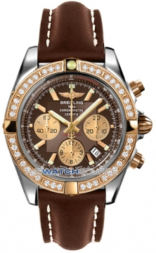 Breitling Chronomat 44 Mens watch, model number - CB011053/q576-2ld, discount price of £10,980.00 from The Watch Source