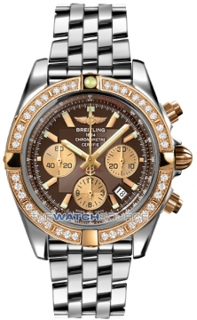 Breitling Chronomat 44 Mens watch, model number - CB011053/q576-ss, discount price of £11,600.00 from The Watch Source