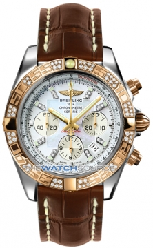 Breitling Chronomat 44 Mens watch, model number - CB0110aa/a698-2cd, discount price of £11,330.00 from The Watch Source