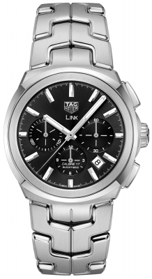 Buy this new Tag Heuer Link Automatic Chronograph cbc2110.ba0603 mens watch for the discount price of £3,102.00. UK Retailer.