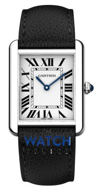 Cartier Tank Solo Quartz wsta0028 watch