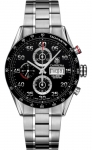 Tag Heuer Carrera Day Date Automatic Chronograph 43mm cv2a10.ba0796 watch