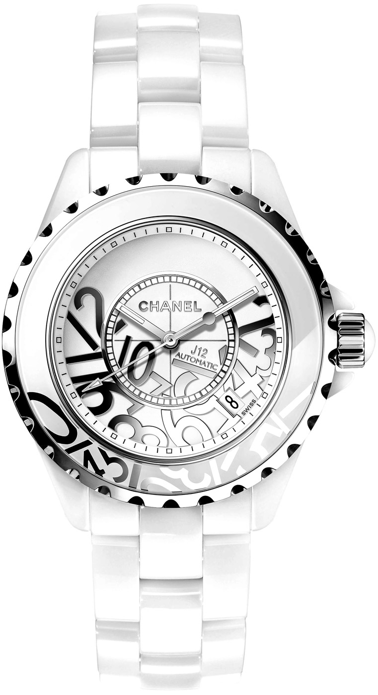 61e57697cde79 Buy this new Chanel J12 Automatic 38mm h5240 ladies watch for the ...