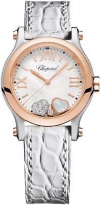 Chopard Happy Sport Round Quartz 30mm 278590-6005 watch
