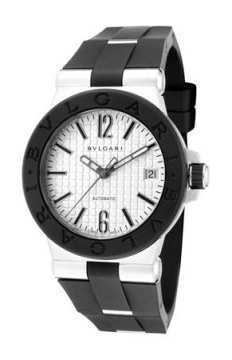 Bulgari Diagono Automatic 35mm Ladies watch, model number - dg35c6svd, discount price of £2,325.00 from The Watch Source