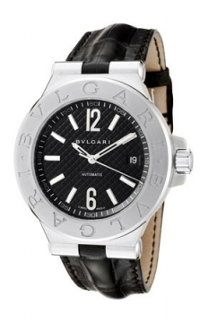 Bulgari Diagono Automatic 40mm Mens watch, model number - dg40bsld, discount price of £3,552.00 from The Watch Source