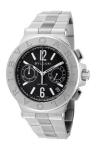 Bulgari Diagono Chronograph 40mm dg40bssdch watch