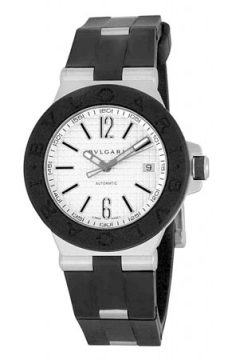 Bulgari Diagono Automatic 40mm Mens watch, model number - dg40c6svd, discount price of £2,660.00 from The Watch Source