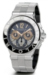 Bulgari Diagono Chronograph Calibre 303 42mm dg42c14swgsdch watch