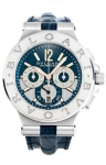 Bulgari Diagono Chronograph Calibre 303 42mm dg42c3swgldch watch