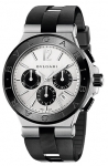Bulgari Diagono Chronograph 42mm dg42c6scvdch watch