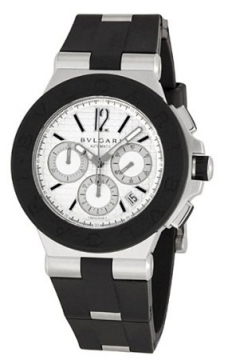 Bulgari Diagono Chronograph 42mm Mens watch, model number - dg42c6svdch, discount price of £4,280.00 from The Watch Source