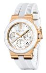 Bulgari Diagono Chronograph 37mm dgp37wgcvdch/8 watch