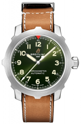 Breitling Aviator Super 8 B20 Automatic 46 eb2040101l1x1 watch