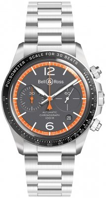 Bell & Ross BR V2-94 BRV294-ORA-ST/SST watch