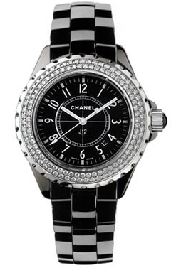 Chanel J12 Quartz 33mm Ladies watch, model number - H0949, discount price of £7,990.00 from The Watch Source