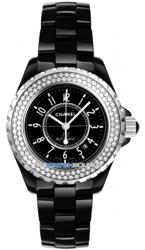 Chanel J12 Automatic 38mm Ladies watch, model number - h0950, discount price of £9,710.00 from The Watch Source