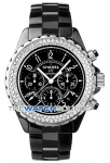 Chanel J12 Automatic Chronograph 41mm H1009 watch