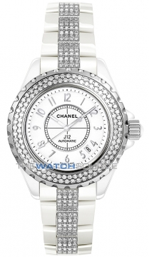 Chanel J12 Automatic 38mm Ladies watch, model number - H1422, discount price of £20,700.00 from The Watch Source