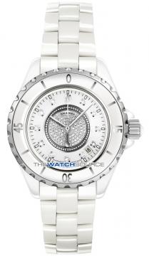 Chanel J12 Automatic 38mm Ladies watch, model number - h1759, discount price of £7,075.00 from The Watch Source
