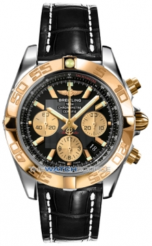 Breitling Chronomat 44 Mens watch, model number - HB011012/b968-1CD, discount price of £21,740.00 from The Watch Source
