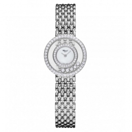 Chopard Happy Diamonds Ladies watch, model number - 205691-1001, discount price of £12,209.00 from The Watch Source
