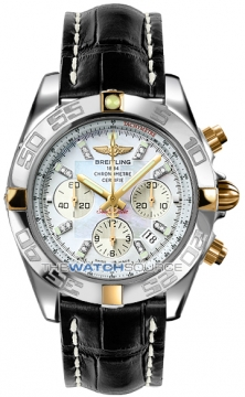 Breitling Chronomat 44 Mens watch, model number - IB011012/a698-1ct, discount price of £7,880.00 from The Watch Source