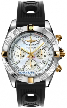 Breitling Chronomat 44 Mens watch, model number - IB011012/a698-1or, discount price of £7,790.00 from The Watch Source