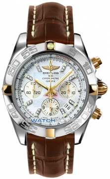 Breitling Chronomat 44 Mens watch, model number - IB011012/a698-2cd, discount price of £8,040.00 from The Watch Source