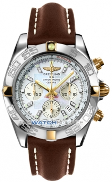 Breitling Chronomat 44 Mens watch, model number - IB011012/a698-2ld, discount price of £7,790.00 from The Watch Source