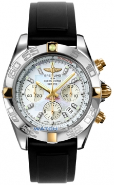 Breitling Chronomat 44 Mens watch, model number - IB011012/a698-1pro2t, discount price of £7,590.00 from The Watch Source