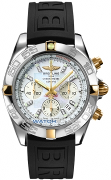 Breitling Chronomat 44 Mens watch, model number - IB011012/a698-1pro3d, discount price of £7,790.00 from The Watch Source