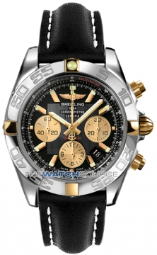 Breitling Chronomat 44 Mens watch, model number - IB011012/b968-1lt, discount price of £5,850.00 from The Watch Source