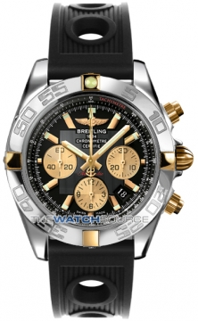 Breitling Chronomat 44 Mens watch, model number - IB011012/b968-1or, discount price of £6,020.00 from The Watch Source
