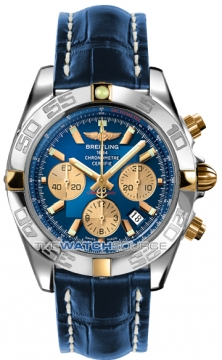 Breitling Chronomat 44 Mens watch, model number - IB011012/c790-3cd, discount price of £6,240.00 from The Watch Source