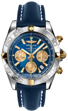 Breitling Chronomat 44 Mens watch, model number - IB011012/c790-3ld, discount price of £5,980.00 from The Watch Source
