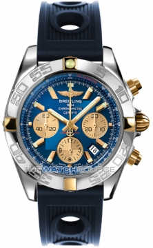Breitling Chronomat 44 Mens watch, model number - IB011012/c790-3or, discount price of £6,020.00 from The Watch Source