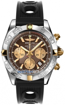 Breitling Chronomat 44 Mens watch, model number - IB011012/q576-1or, discount price of £6,020.00 from The Watch Source